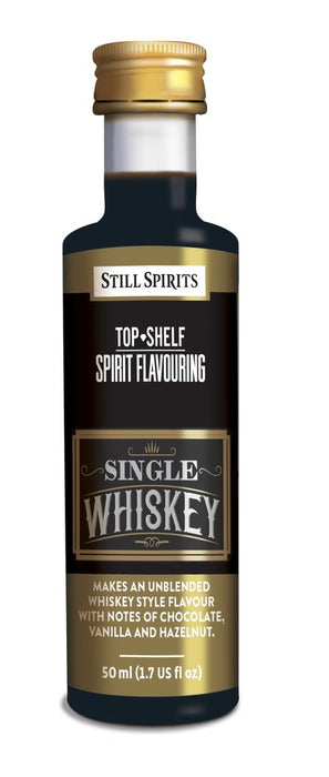 SS Top Shelf Single Whiskey Flavouring