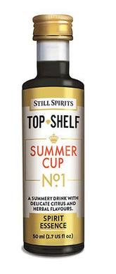 SS Top Shelf Summer Cup no.1 Flavouring