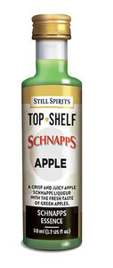 SS Top Shelf Apple Schnapps Flavouring
