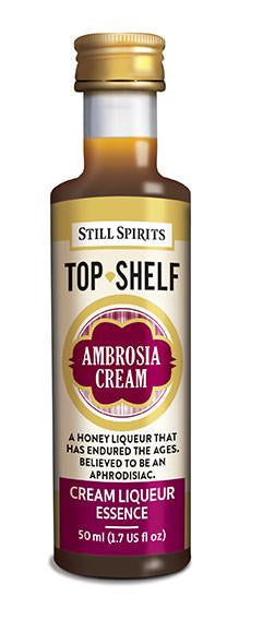 SS Top Shelf Ambrosia Cream Flavouring