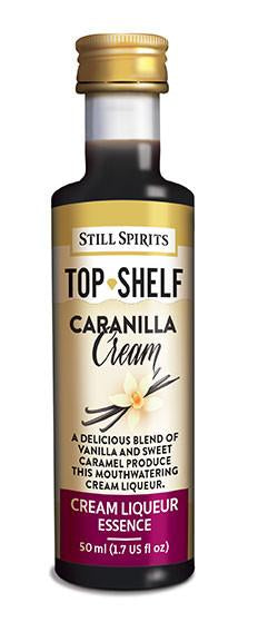 SS Top Shelf Caranilla Cream Flavouring
