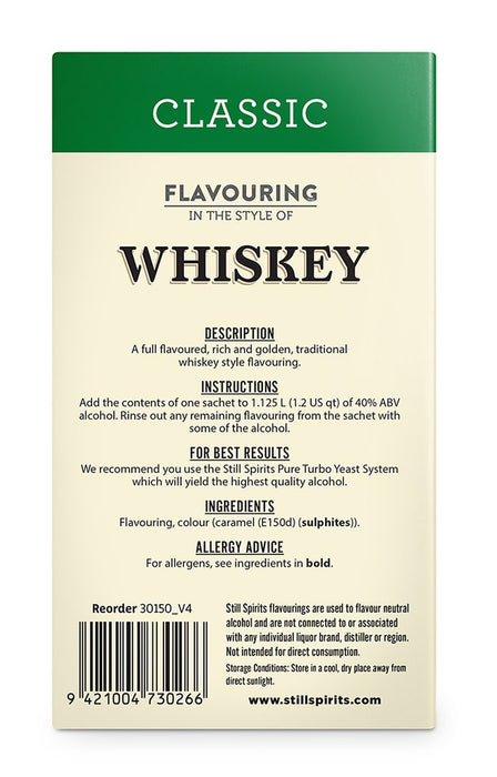 SS Classic Whiskey Flavouring