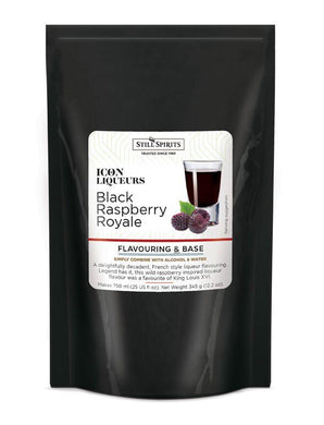 SS Icon Black Raspberry Royale Flavouring