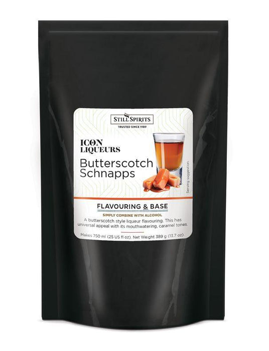 SS Icon Butterscotch Schnapps Flavouring