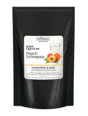 SS Icon Peach Schnapps Flavouring