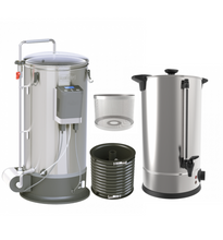 Load image into Gallery viewer, Grainfather + Sparge Water Heater + Overflow Filter Bundle