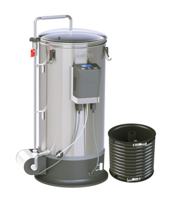 Grainfather + Sparge Water Heater + Overflow Filter Bundle