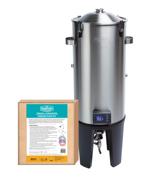 Grainfather Conical Fermenter Basic Cooling Edition - PREORDER ONLY ITEM