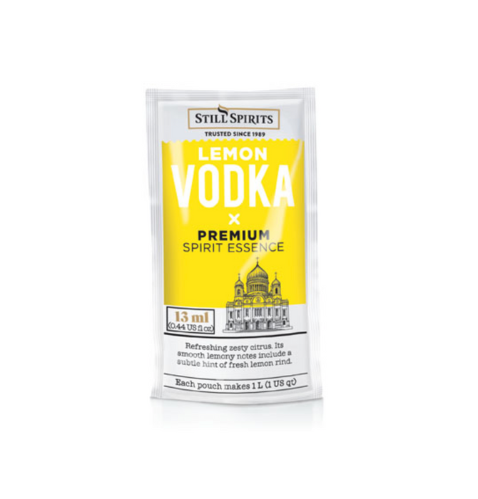 SS Premium Lemon Vodka