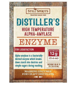 Distillers Enzyme High Temperature Alpha Amylase
