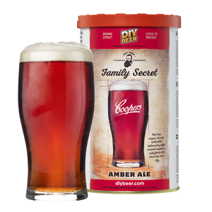 Thomas Coopers Family Secret Amber Ale