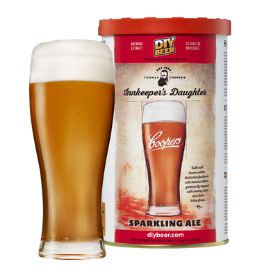 CO Thomas Coopers Innkeeper's Daughter Sparkling Ale