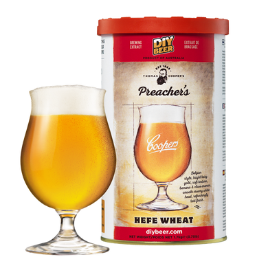 CO Thomas Coopers Preacher's Hefe Wheat