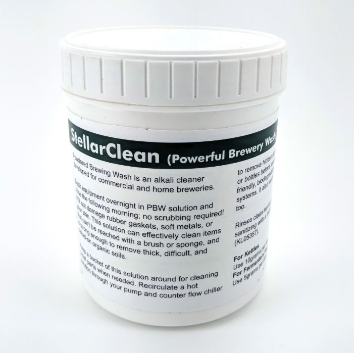 StellarClean Powerful Brewery Wash 1kg