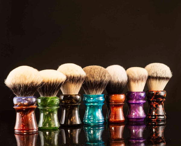Shaving Brush Knots: What's the best for you?