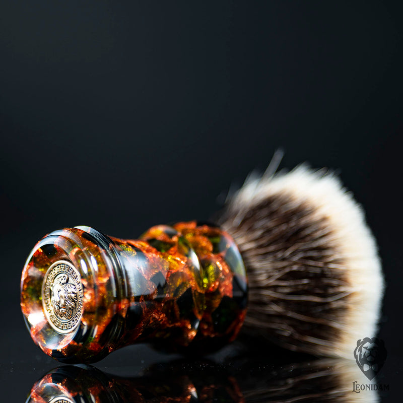 "Handmade Shaving Brush ""Selvans"" 28mm"
