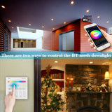5W 9W Smart WIFI Bluetooth RGBWWCW LED Ceiling Panel Lamp Down Light Spotlight