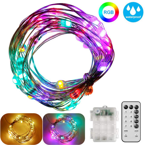 LED String Lights (RGBW String Lights)