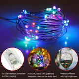 FVTLED LED String Lights (RGBW String Lights)