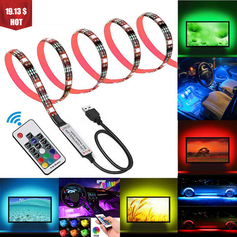 Bluetooth RGB & RGBW LED controlador tira de luces LED