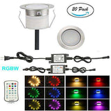 WiFi Wireless Smart Phone LED Step Inground Lights