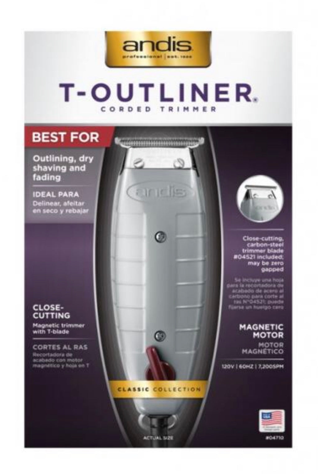 Andis T-Outliner