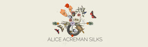 Alice Acreman Silks logo header