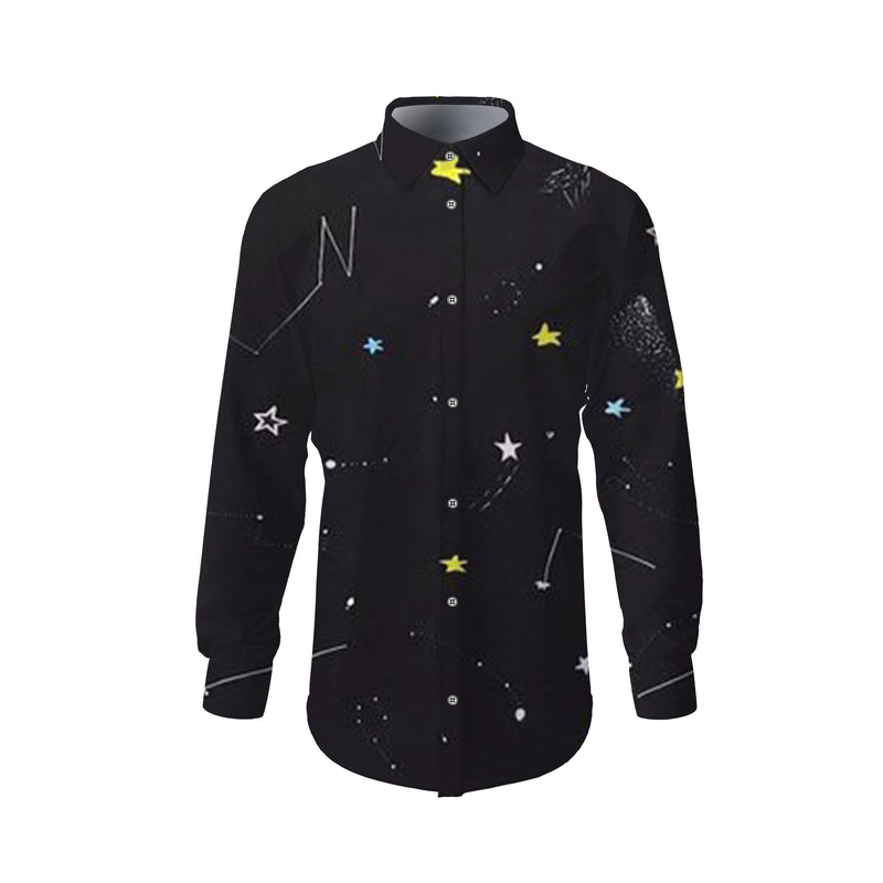 Colours in the Night Sky Designer Shirt