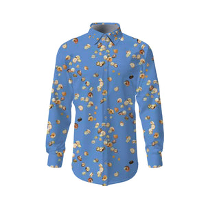 Cute as a Button Designer Shirt