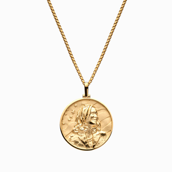 Kamala Harris Inauguration Necklace-Necklaces-Awe Inspired