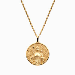 Hera Coin Necklace-Necklaces-Awe Inspired