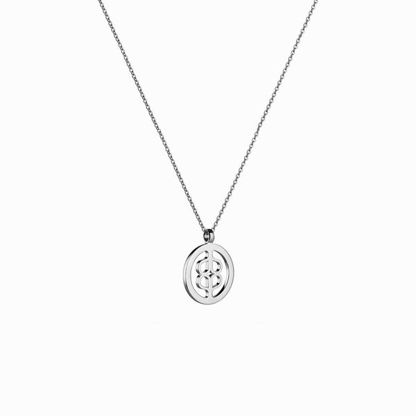 Mini Medallion (10MM)-Necklaces-Awe Inspired
