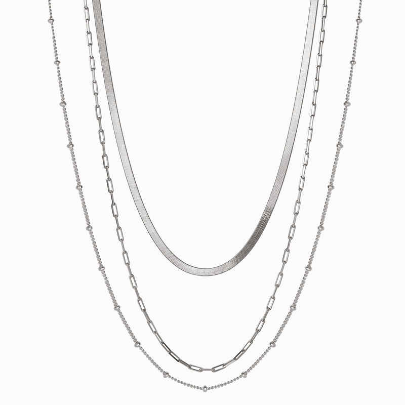 The Perfect Necklace Layering Set-Necklaces-Awe Inspired