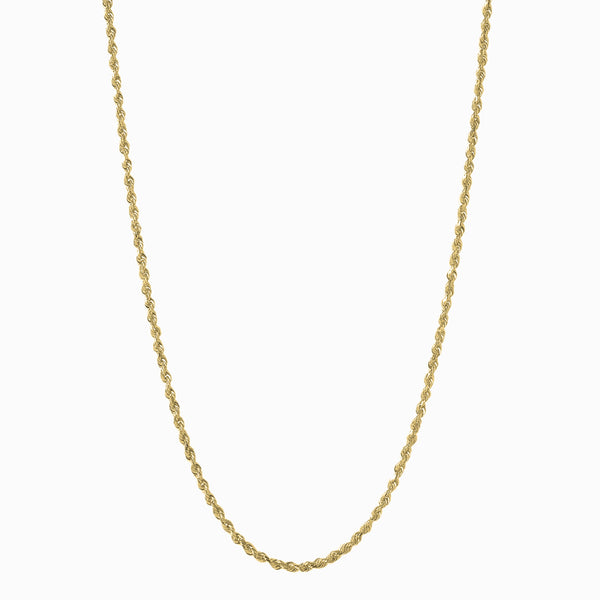 Rope Chain Necklace-Necklaces-Awe Inspired