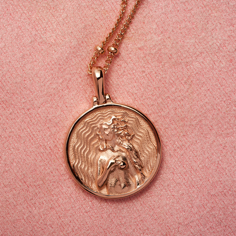 Mini Aphrodite Necklace - Limited Edition-Necklaces-Awe Inspired