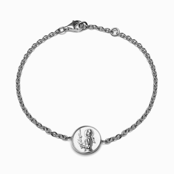 Joan of Arc Bracelet-Bracelets-Awe Inspired
