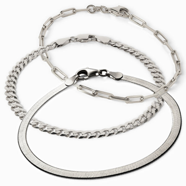 The Perfect Bracelet Layering Set-Bracelets-Awe Inspired