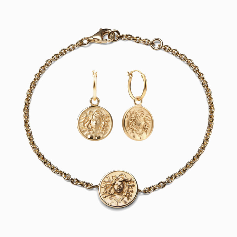 The Perfect Medusa Ensemble-Earrings-Awe Inspired