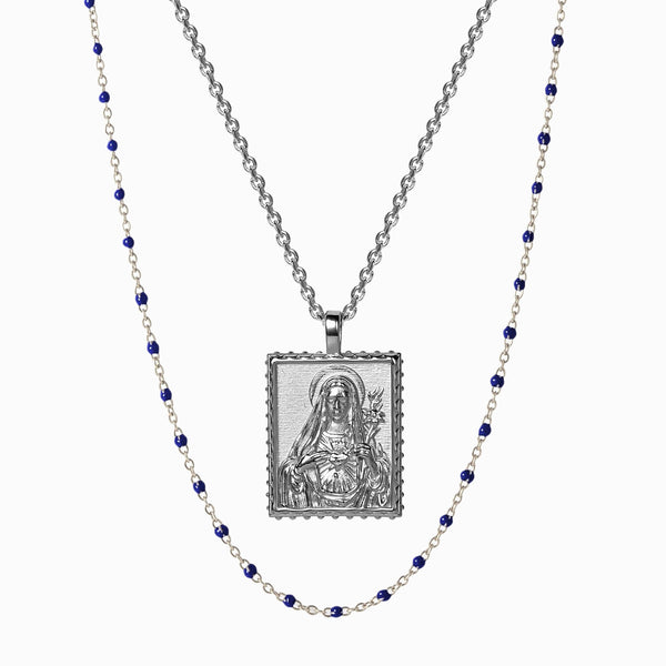 Mother Mary Set-Necklaces-Awe Inspired