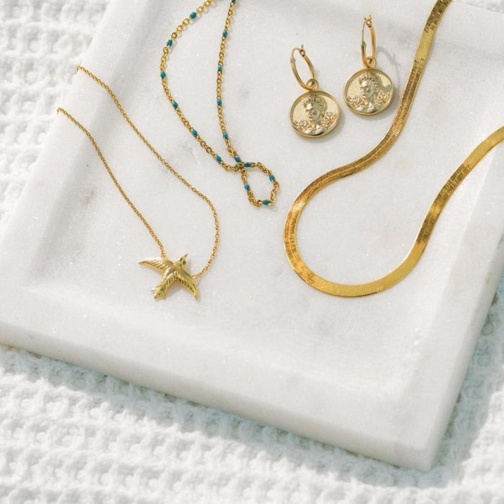 The Perfect Duo Layering Set-Necklaces-Awe Inspired