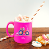 Toot Toot Tractor Personalised Mug