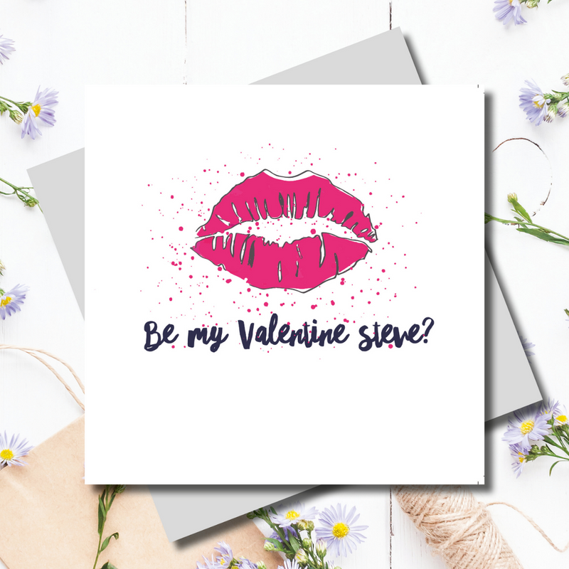 Hot Lips Valentine