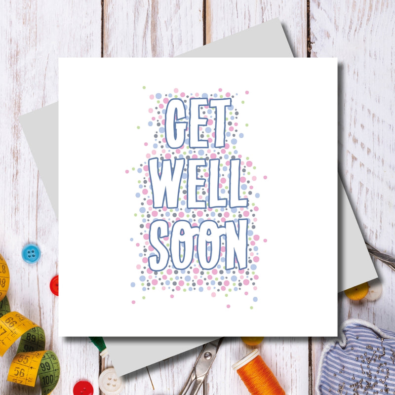 Bowden Get well Greeting Card
