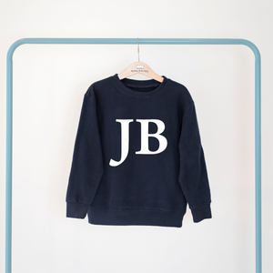 Boys Initial Children's Jumper