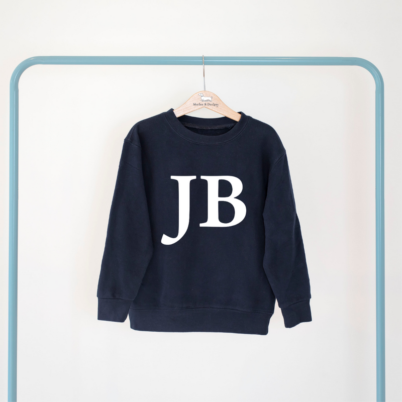 Initial Children's Jumper