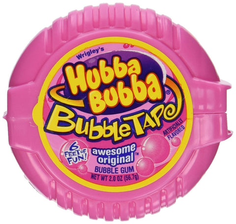 Hubba Bubba Tape Awesome Original x 12
