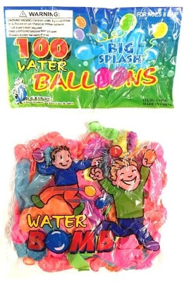 Party - WaterBomb Ballons X100