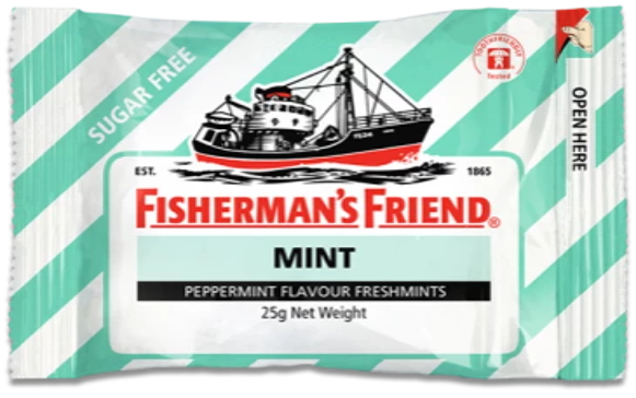 Fisherman's friend PepperMint 25G X 12
