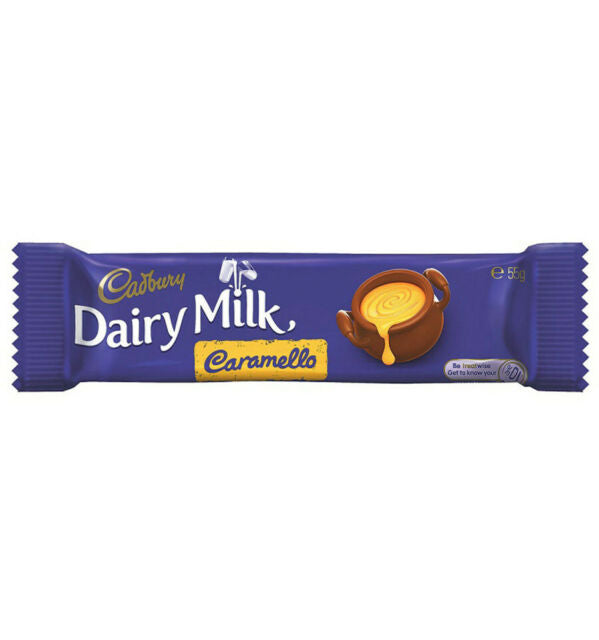 Chocolate Cadbury Caramello 55G X 42