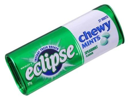 Mints Eclipse Chewy Spearmint27GX20